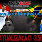 PES 2015 BMPES 3.00 and Patch Update 3.50