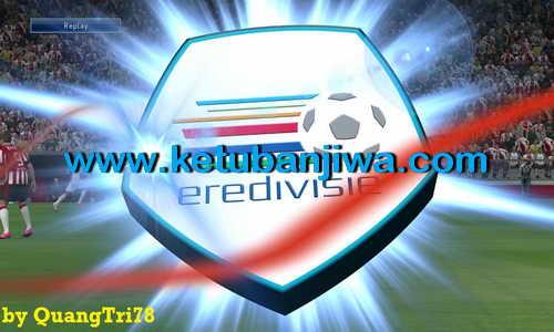 PES 2015 Eredivisie Replay Logo by Quangtri78 Ketuban Jiwa