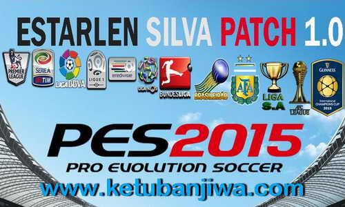 PES 2015 Estarlen Silva Patch 1.0 Ketuban Jiwa