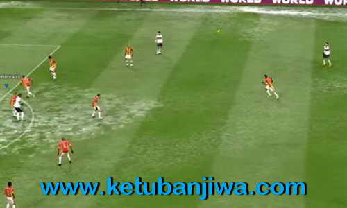 PES 2015 Extreme Snow mode v1 Graphic Mods by Muske25 Ketuban Jiwa