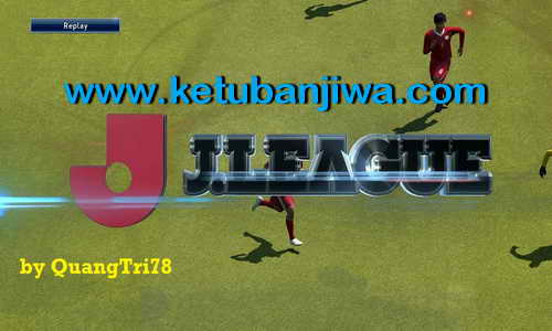 PES 2015 J.League Replay Logo by Quangtri78