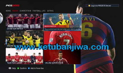 PES 2015 ML & BAL Graphic Patch v0.1 by Babaei007 Ketuban Jiwa