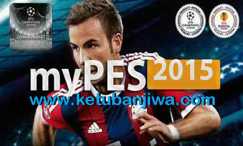 PES 2015 MyPES Patch v0.5 Support DLC 4.0 by Soslan999 Ketuban Jiwa