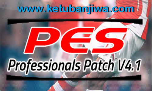 PES 2015 PESProfessionals v4.1 Update Support DLC 4.00 Ketuban Jiwa