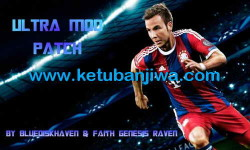 PES 2015 PS3 Ultra Mod Patch BLUS+BLES Update 26/04/15