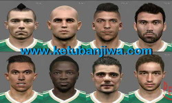 PES 2015 Panathinaikos Facepack Update by Sotirakis Ketuban jiwa
