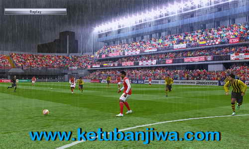 PES 2015 Pitch and Weather Mod v2.0 by PESMonkey