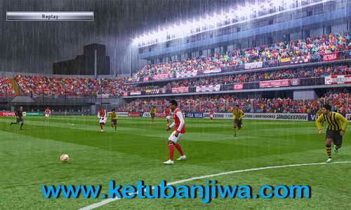 PES 2015 Pitch and Weather Mod v2.0 by PESMonkey Ketuban Jiwa