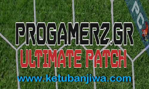 PES 2015 ProGamerZ Greek Ultimate Patch v3 Update