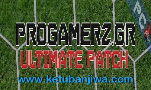 PES 2015 ProGamerZ Greek Ultimate Patch v3 Update Ketuban Jiwa