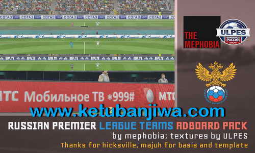PES 2015 RPL Teams Adboard Pack by Mephobia