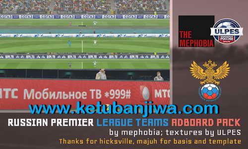 PES 2015 RPL Teams Adboard Pack by Mephobia Ketuban Jiwa