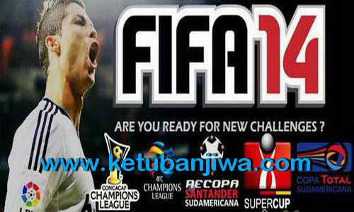 FIFA 14 ModdingWay Mods 6.0.2 Update 2 May 2015 Ketuban Jiwa
