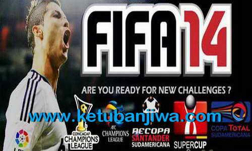 FIFA 14 ModdingWay Mods 6.1.0 Update 17 May 2015 Ketuban Jiwa