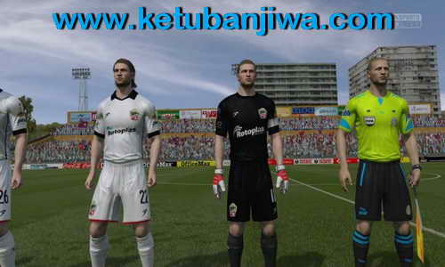 FIFA 15 MX-TRA Patch V3 + NASL Update 15-05-2015 Ketuban Jiwa