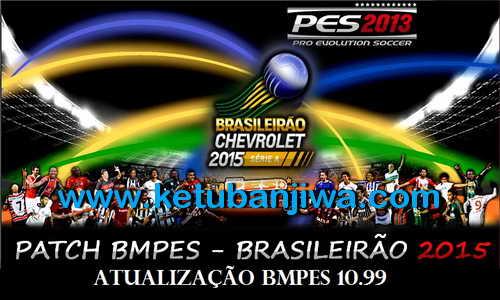PES 2013 BMPES Patch Update 10.99 Single Link Ketuban Jiwa