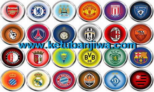 PES 2013 New Team Logos Update 2015 by Alireza Hadidi