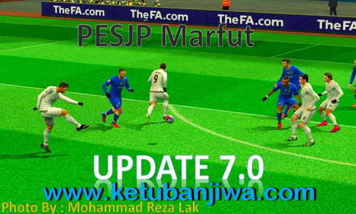 PES 2013 PESJP Marfut 7.0 + Update May 2015 Ketuban Jiwa