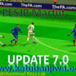 PES 2013 PESJP Marfut Patch 7.0 + Update May 2015