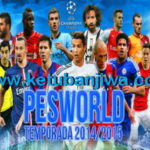 PES 2013 PESWorld 1.0 Patch Season 2014/2015