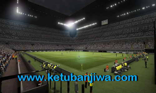 PES 2013 San Siro Stadium UCL Final 15/16 by Ronaldo7rm