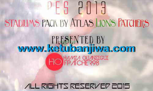 PES 2013 Stadiums Pack by Atlas Lions Patchers Ketuban Jiwa
