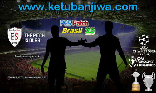PES 2015 Estarlen Silva Patch 2.0 Season 2015-2016 Ketuban Jiwa