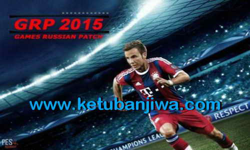 PES 2015 GRP Games Russian Patch v3.0 Incl DLC 4.0