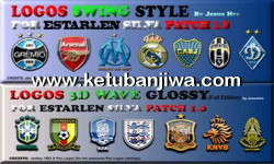 PES 2015 Logos Pack For Estarlen Silve Patch 1.0 by Jesus Hrs Ketuban Jiwa