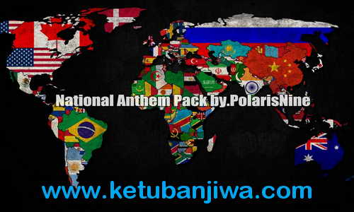 PES 2015 National Anthem Pack v1 by PolarisNine