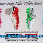 PES 2015 Nike Summer White Bootpack by Arvin