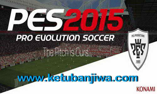 PES 2015 Online Crack 1.03 Fix Update 12-05-15 Ketuban Jiwa