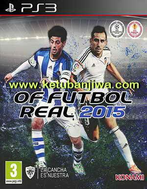 PES 2015 PS3 OF-FO Futbol Real Beta 3.1 by Manelinho Ketuban Jiwa