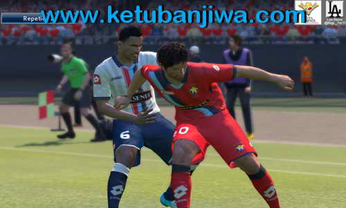 PES 2015 PS3 Option File Copa Pilsener by PESnosUNE Ketuban Jiwa