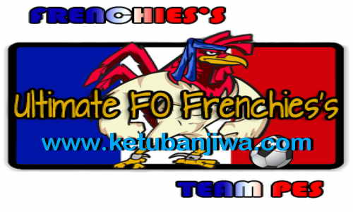 PES 2015 PS3 Ultimate Frenchies's Option Files 2.0