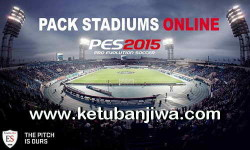 PES 2015 Pack Stadiums Online by Estarlen Silva Ketuban Jiwa
