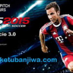 PES 2015 Tuga Vicio Patch v3.0+Online Mode Single Link