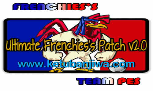 PES 2015 Ultimate Frenchies Patch v2.0 by Team PES Ketuban Jiwa