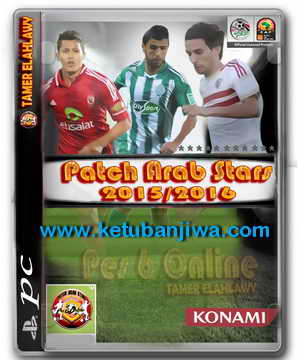 PES6 Patch Arab Stars Season 2015-2016 Single Link Ketuban Jiwa