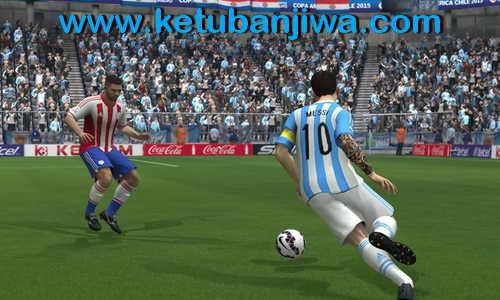 FIFA 14 ModdingWay Mods 6.2.0 Update Copa America Ketuban Jiwa