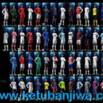 PES 2013 All Leaked Kits Season 15/16 by Sofyan Arifin
