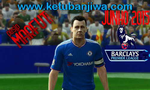 PES 2013 PESJP Marfut Option File Update 18 June 2015 Ketuban Jiwa