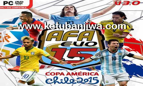 PES 2015 AFA Evo15 Patch v3.0 + Fix Update v3.1 Ketuban Jiwa
