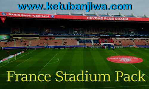 PES 2015 French Stadium Pack Update by Djtonyel Ketuban Jiwa