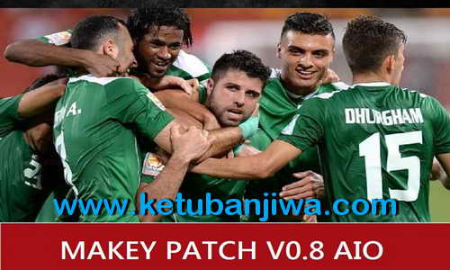 PES 2015 Makey Patch v0.8 AIO - All in One Ketuban Jiwa