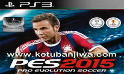 PES 2015 PS3 CFW-ODE Ultra Mod Patch Update 23.06.15 Ketuban Jiwa