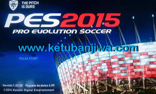 PES 2015 XBOX360 TWKF Patch v2.1 - v4.1 Single Link Ketuban Jiwa