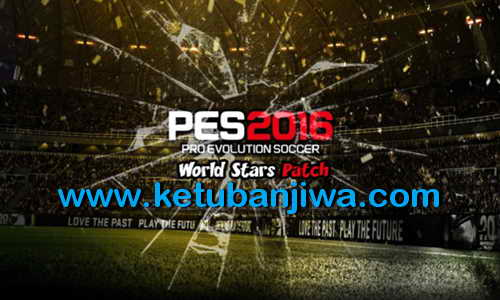 PES 6 World Stars V2 Season 15-16 Single Link Ketuban Jiwa