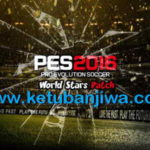 PES 6 World Stars Patch V.2 Season 15/16 Single Link