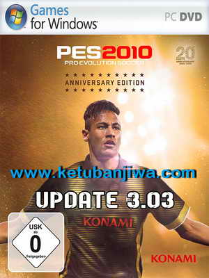PES 2010 PESEdit Style v3.03 The Return Update 2015 Ketuban Jiwa